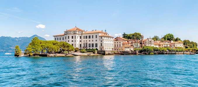 Bild zeigt Lago Maggiore