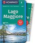 Bild zeigt Karte vom Lago Maggiore