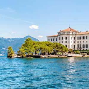 Lago Maggiore in Italien